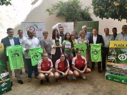 El Tour Universo Mujer llega a Cáceres para dar visibilidad al deporte femenino
