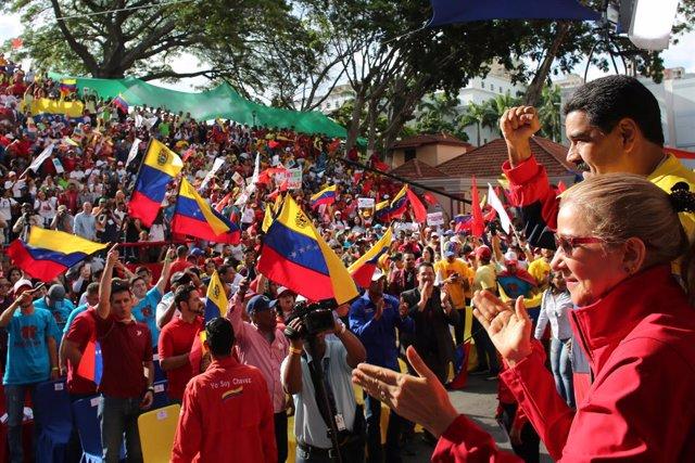 """Venezuela.- Maduro defiende que el acuerdo de diálogo es """"un paso acertado y nec"""