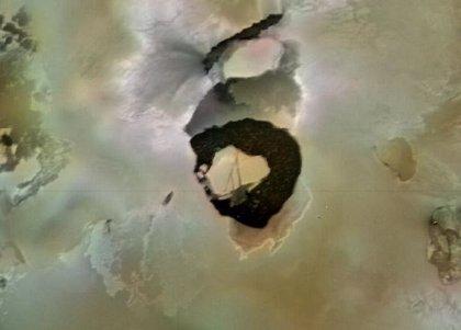 Erupción inminente prevista en el mayor volcán de la luna joviana Io