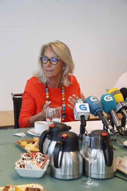 """Feijóo critica la """"batalla"""" de Abel Caballero contra la Xunta, basada en """"falsos agravios"""""""