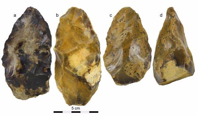 El norte de Francia ya estaba poblado hace 650.000 años
