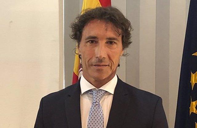 Foto de la web de la Comunidad del ex secretario general de Emergencias de Murcia, Pablo Ruiz Palacios