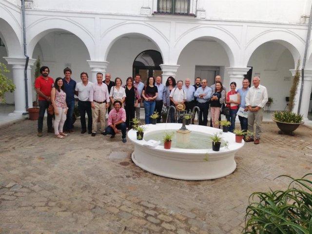 """Sevilla.- Mesa técnica en Sierra Morena por la situación de """"sequía"""" con aviso d"""