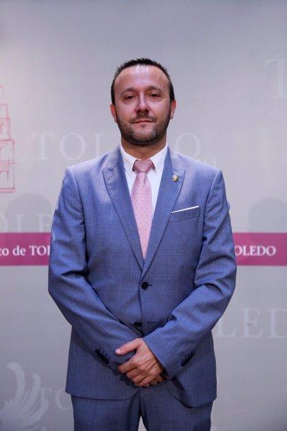 Vox abrirá expediente de expulsión a Luis Miguel Núñez, edil en Toledo