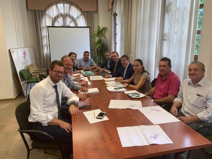 Junta y Ayuntamiento de Granada reactivan actuaciones claves en vivienda y suelo