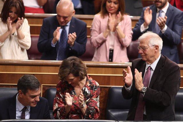 UE.- Borrell se examinará el 7 de octubre en la Eurocámara antes de incorporarse