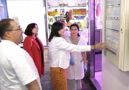 Santander renovará la instalación eléctrica del Mercado de la Esperanza
