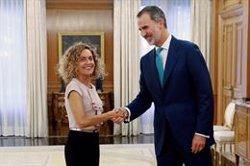 El Rei no proposa candidat a president del Govern espanyol després de comprovar que ningú reuneix els suports necessaris (Pool)