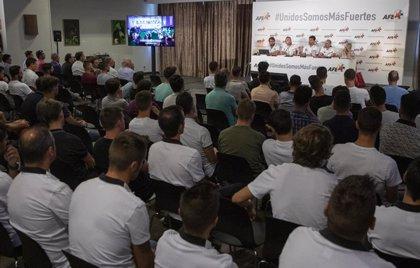 AFE reúne en Madrid a capitanes y futbolistas de Segunda B y Tercera División