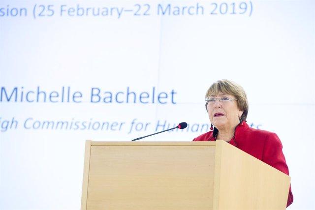 """Brasil/Chile.- Bachelet niega """"vínculos"""" con OAS tras las afirmaciones sobre una"""