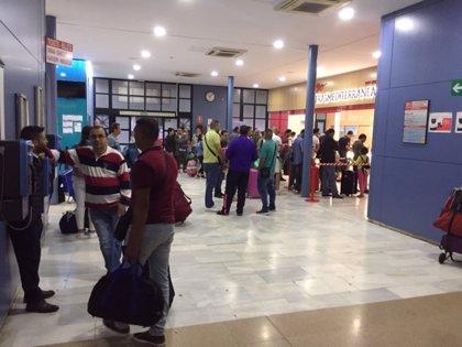 La OPE concluye en Melilla con 45.625 pasajeros y 65.249 vehículos más que el año pasado