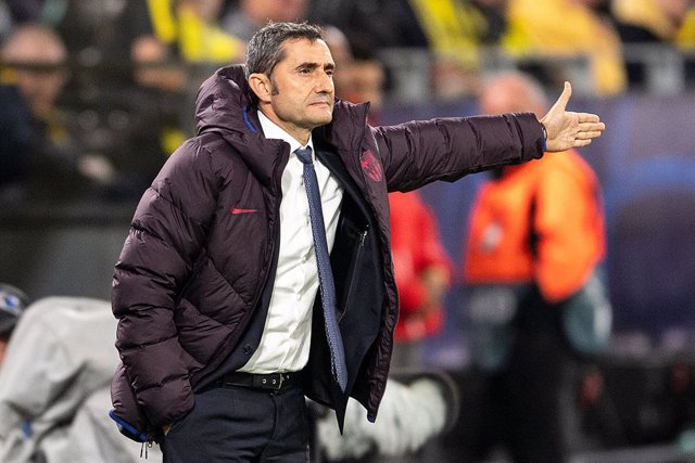 """Fútbol/Champions.- Valverde: """"Hemos sufrido y hemos sabido sufrir"""""""