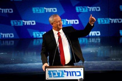 Gantz asegura que trabajará para lograr un gobierno de unidad en Israel
