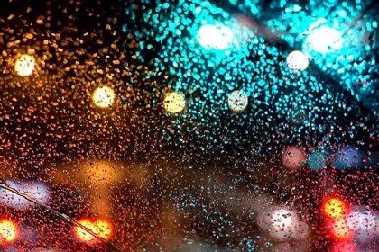 AEMET extiende también al jueves el aviso amarillo por lluvias y tormentas en la Ibérica riojana