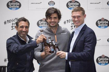 """Sainz: """"Voy en la dirección correcta para estar considerado entre los mejores pilotos"""""""