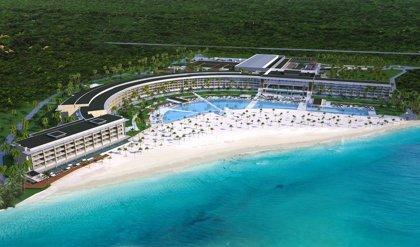 Barceló estrenará en diciembre el resort Maya Riviera