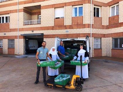 Mercadona donará diariamente productos a la residencia de ancianos La Concepción de Calahorra