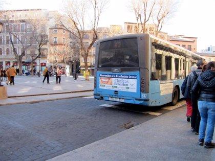 Detenida por apoderarse de un teléfono móvil que una pasajera dejó olvidado en un autobús urbano de Toledo
