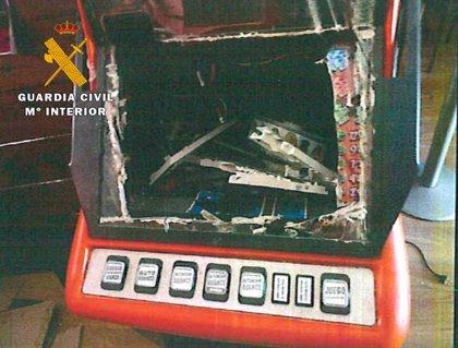 Detenido en Albacete por simular un robo en su bar, cerrado hace meses