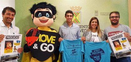 Torrelavega acogerá este fin de semana el VIII Torneo de Pádel Solidario ProLucas