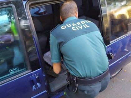 Detenidos cuatro vecinos de Málaga con diferentes drogas preparadas para vender en un festival en La Codosera