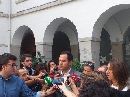 """Aguado cree que la cita electoral no afectará al Gobierno regional y apuesta por """"replicar"""" el pacto a nivel nacional"""