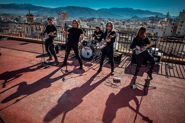 Pápa Jùlu es uno de los grupos que actuará en el 'Especial bandas de Jaén'.