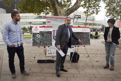 Los nueve contadores instalados en Bilbao registraron el paso de 158.239 bicis en julio y 145.422 en agosto