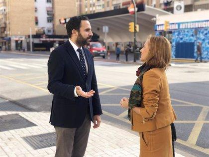 """El PSOE asegura que """"aún no ha pasado nadie por la zona más afectada"""" de Málaga tras la gota fría"""