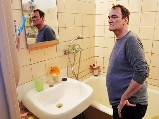 Un ruso recurre a Tarantino para vender su apartamento