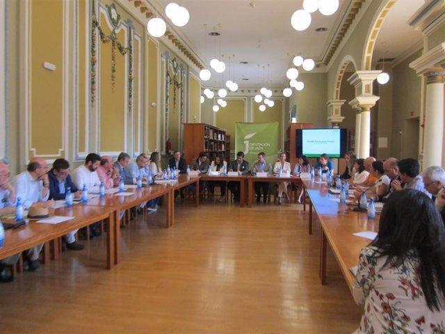 Reunión del Consejo Provincial de Turismo