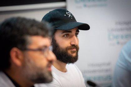Ricky Rubio inaugura una sala para pacientes oncológicos en el Hospital Dexeus de Barcelona