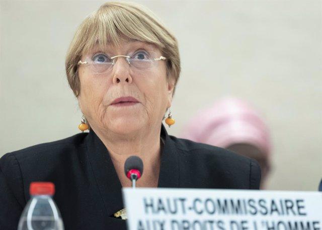 """Venezuela.- Bachelet celebra la liberación de Zambrano y pide que se extiende """"a"""