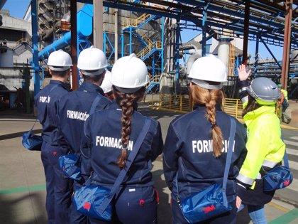 Atlantic Copper imparte 58.157 horas de formación entre sus empleados en Huelva durante 2018