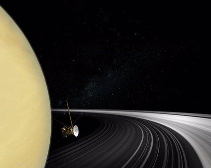 Los anillos de Saturno son muy anteriores a los dinosaurios