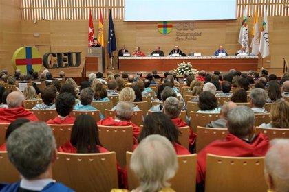 La Universidad CEU San Pablo de Madrid inaugura curso con estudiantes de más de 50 nacionalidades
