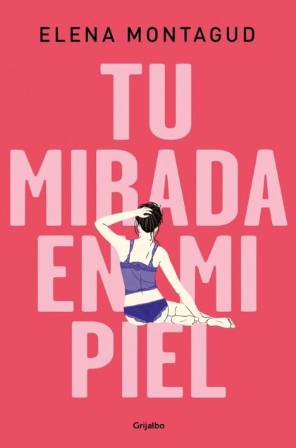 """Elena Montagud """"madura"""" con 'Tu mirada en mi piel': """"Cuando escribimos lo que queremos es transmitir"""""""