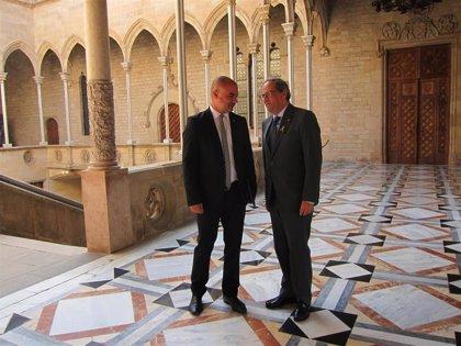 El Govern crea una comisión bilateral con el Ayuntamiento de Terrassa (Barcelona)