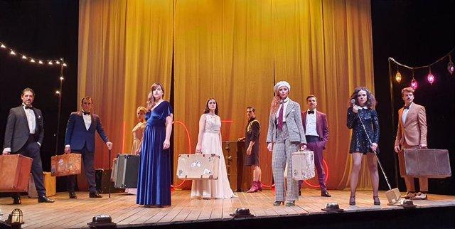El Teatre Borràs acull una versión contemporània del clàssic 'Mort al Nil'
