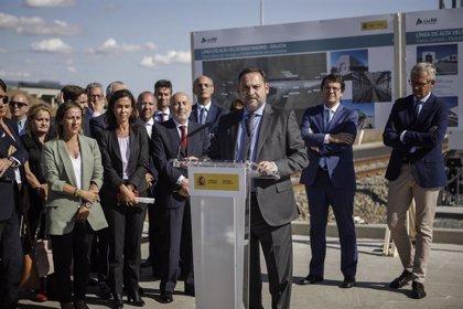 """El tramo de AVE Zamora-Pedralba """"es cuestión de pocos meses"""""""