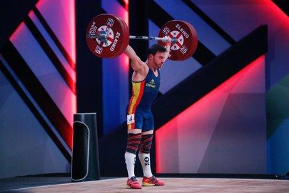 Josué Brachi, eliminado en -61 kilos del Mundial de Tailandia