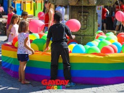 GAYDAY, celebra el día de la diversidad familiar en el Parque de Atracciones de Madrid