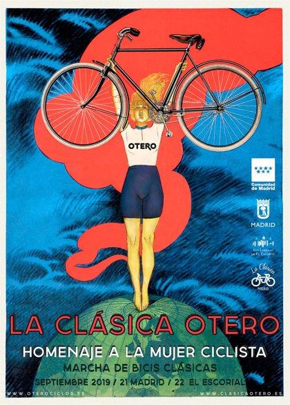 La V Clásica Otero homenajeará a la mujer este sábado y domingo en Madrid y El Escorial