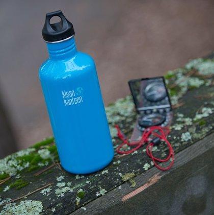 Klean Kanteen presenta 'Classic', una botella de acero, reutilizable sin residuos plásticos para deportistas