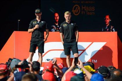 Haas confirma la continuidad de Grosjean y Magnussen en 2020