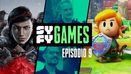 El programa de videojuegos 'SYFY Games' regresa el 29 de septiembre a SYFY