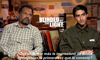 La música de Bruce Springsteen guía la relación padre e hijo en Blinded by the light (Cegado por la luz)