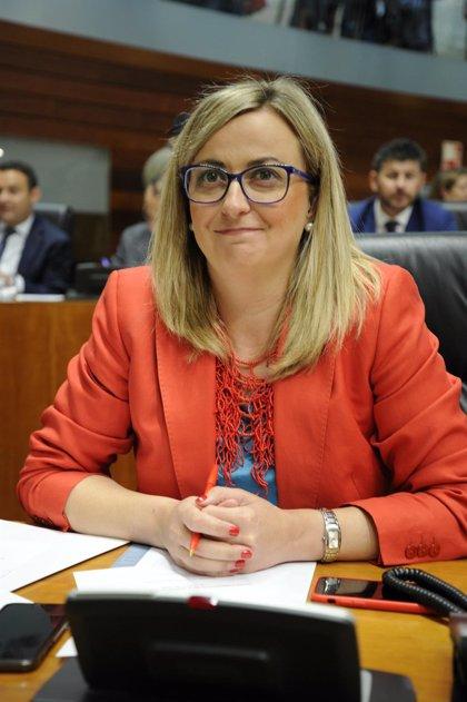 La presidenta de la Asamblea participa en Roma en los encuentros de los grupos de trabajo de Migración de la Calre