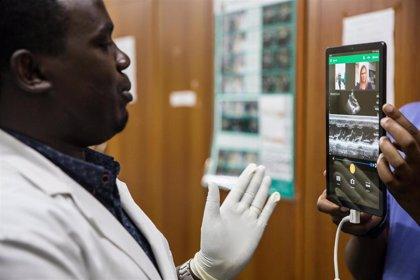 Royal Philips y PURE crean un programa de tele-ultrasonidos para formar en diagnóstico a sanitarios de Ruanda