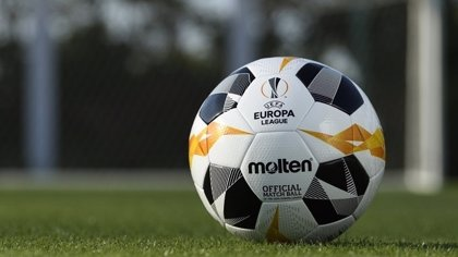 Molten, balón oficial de la Liga Europa por segunda temporada consecutiva